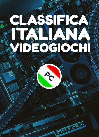 Classifica Italiana Videogiochi PC