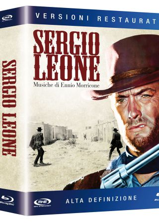 Cofanetto Sergio Leone Collection