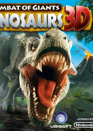 Combattimenti fra Giganti: Dinosauri 3D