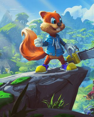 Conker: Live and Uncut