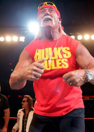 Conspiracy Hulk Hogan