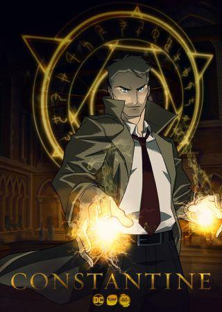 Constantine (Animated Series)
