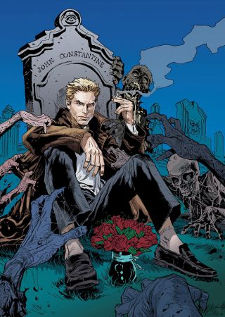 Constantine-comic