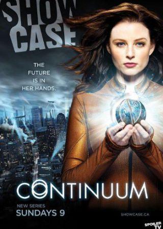 Continuum - Stagione 1