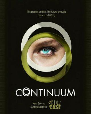 Continuum - Stagione 3