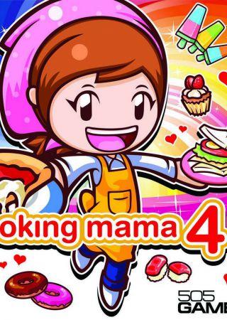Cooking Mama 4 Kitchen Magic
