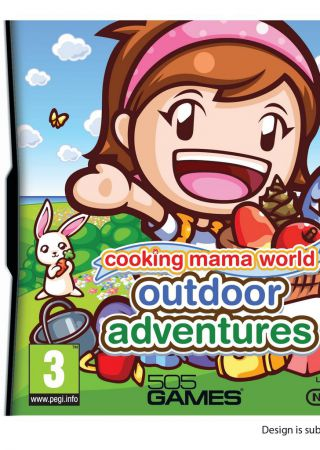 Cooking Mama World: In campeggio con mama