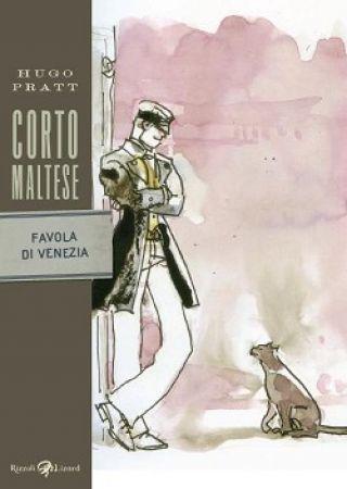 Corto Maltese Favola di Venezia