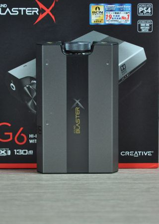 Creative Sound blaster X G6