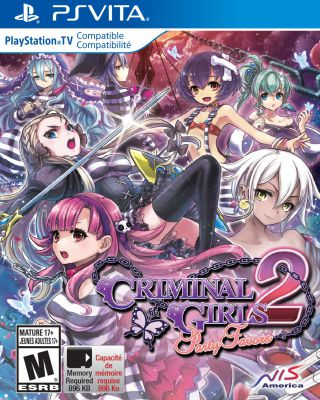 Criminal Girls 2: Party Favors