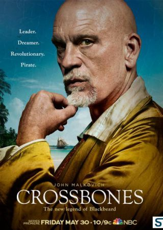 Crossbones - Stagione 1