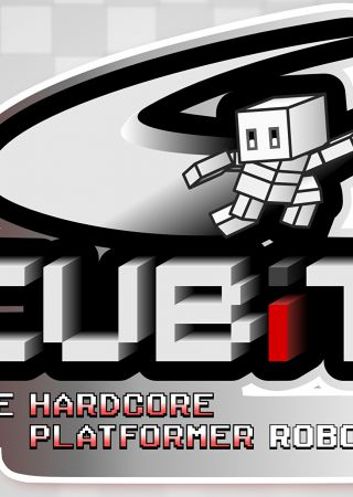 Cubit The Hardcore Platformer Robot