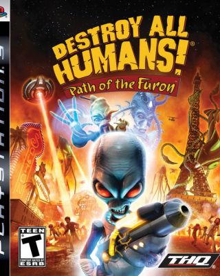 Destroy all humans: the Path of Furon