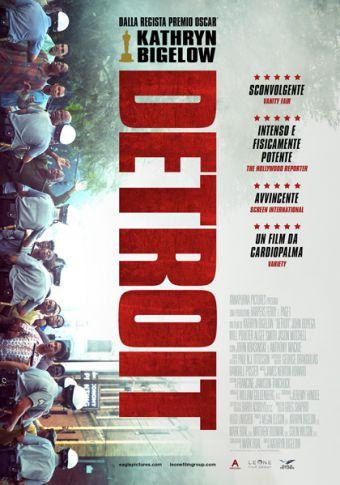 Detroit trailer italiano per il nuovo film di kathryn bigelow - Film lo specchio della vita italiano ...