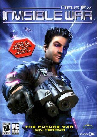 Deus Ex 2 : Invisible War