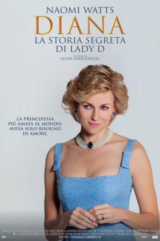 Diana - La storia segreta di Lady D