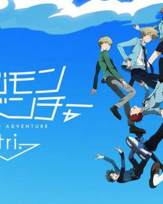 Digimon Adventure tri. Ketsui