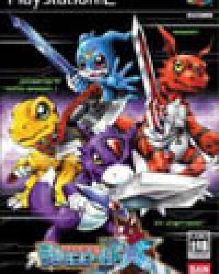 Digimon World 4