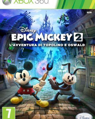 Disney Epic Mickey 2: L'avventura di Topolino e Oswald