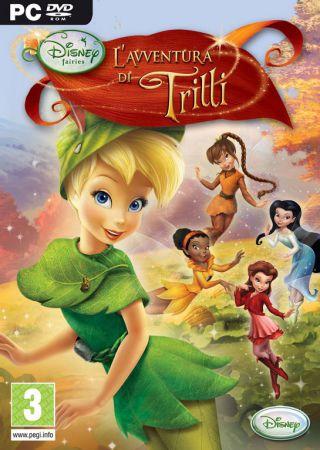 Disney Fairies: La Grande Avventura di Trilli
