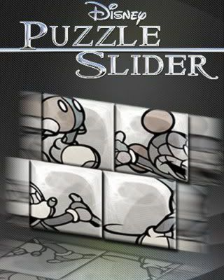 Disney Puzzle Slider