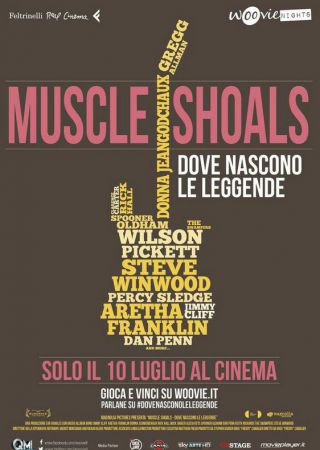 Dove nascono le leggende - Muscle Shoals