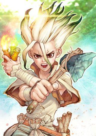 Dr Stone - Manga