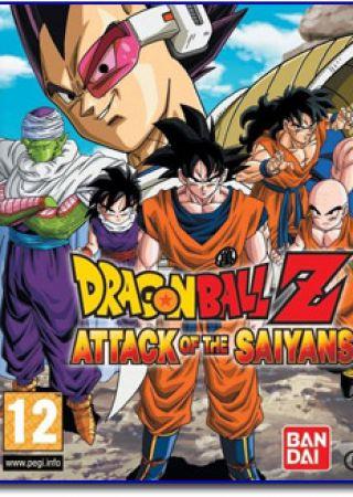 Dragon Ball Z: Attack of the Saiyans