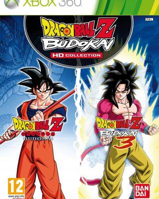 Dragon Ball Z Budokai Tenkaichi HD Collection