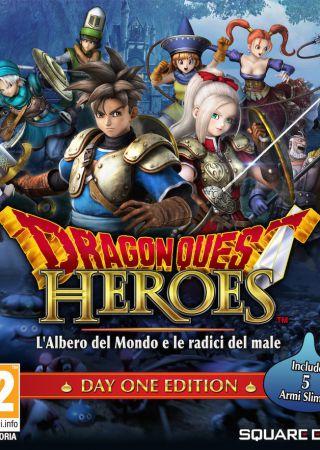 Dragon Quest Heroes: L'Albero del Mondo e Le Radici del Male