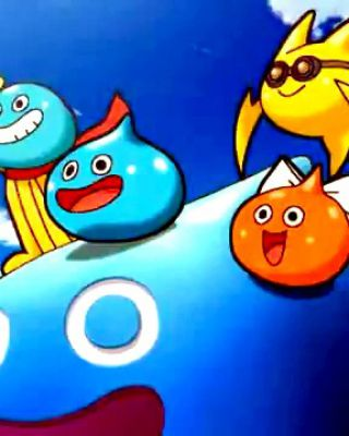 Dragon Quest Heroes Rocket Slime 3DS