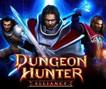 Dungeon Hunter Alliance