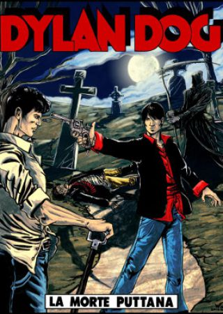 Dylan Dog - La morte puttana