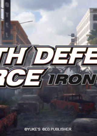 Earth Defence Force: Iron Rain