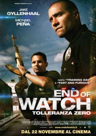 End of Watch-Tolleranza zero