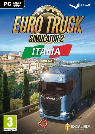 Euro Truck Simulator 2: Italia