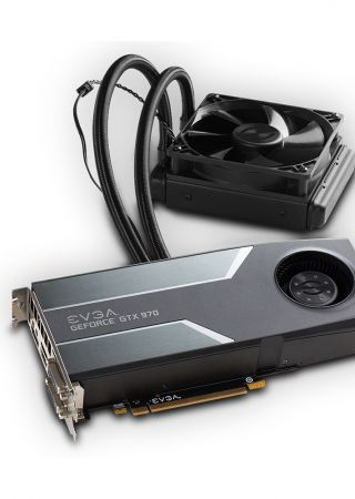 EVGA GeForce GTX 970 Hybrid