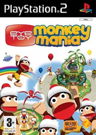 EyeToy Monkey Mania