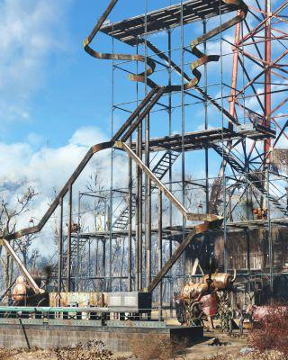 Fallout 4: Contraptions Workshop