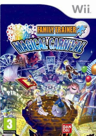 Family Trainer Magical Carnival
