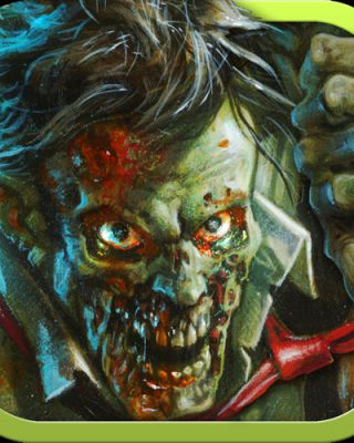 Fighting Fantasy: Blood of the Zombies