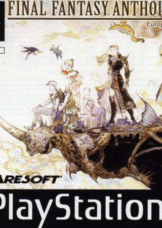 Final Fantasy Anthology Europa Edition
