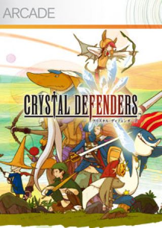 Final Fantasy Crystal Defenders