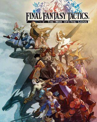 Final Fantasy Tactics: The War of the Lions