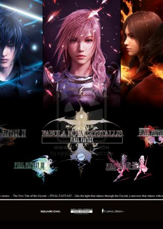 Final Fantasy XIII Fabula Nova Crystallis