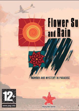 Flower Sun And Rain