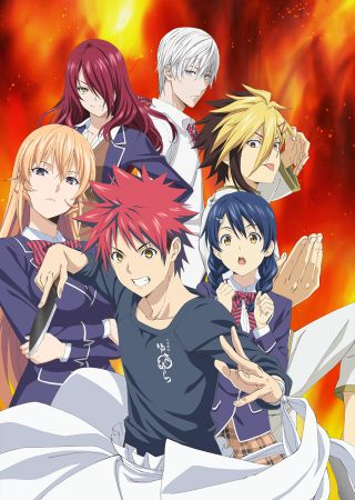 Food Wars! Stagione 4