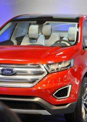 Ford Edge, il SUV della casa americana arriva in Italia
