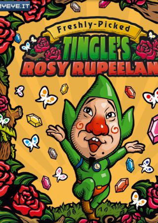 Freshly Picked - Tingle's Rosy Rupeeland