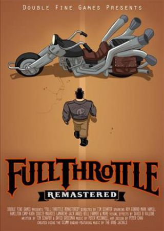 Full Throttle: Hell on Wheels